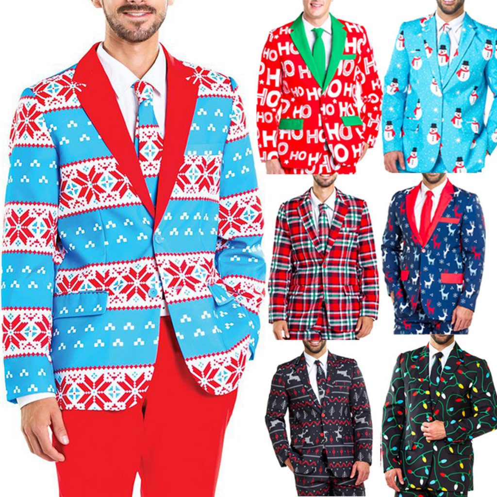 The Christmas Sports Coat
