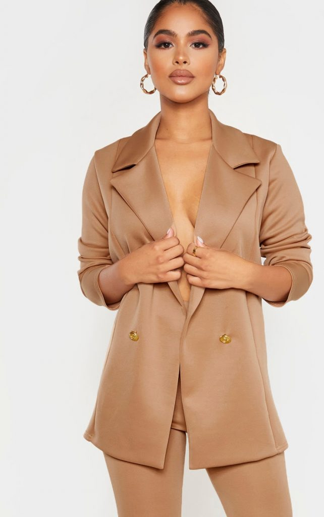 What Makes a Gold Button Blazer Special?