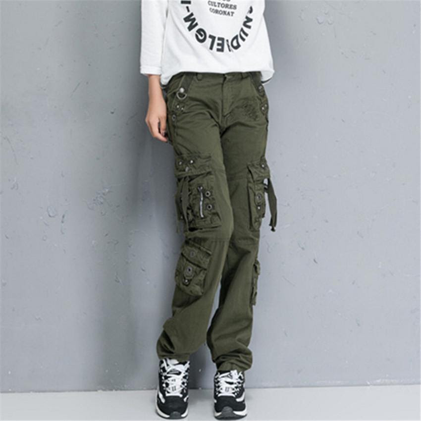 Cargo Pants For Women - Shopping for a Comfortable Pair